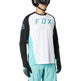 Fox Defend LS Jersey Men, white